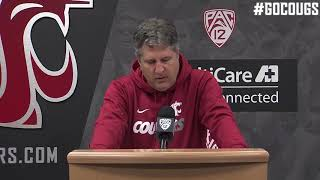 Mike Leach Press Conference Oct. 9