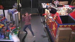 Ellen's Jack-in-the-Box Scares