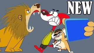 Rat-A-Tat |'Three Mice Selfie Fishing Videogame Doggies Cartoon'| Chotoonz Kids Funny Cartoon Videos