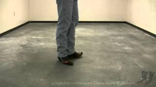 Charlie's Line Dance Lesson: Copperhead Road [BEGINNER]