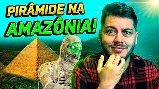 7 MISTÉRIOS DA HUMANIDADE QUE NÃO TEM EXPLICAÇÃO ATÉ HOJE!!