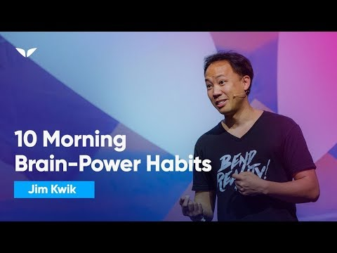 10 Jump-Start Morning Habits Used by Geniuses