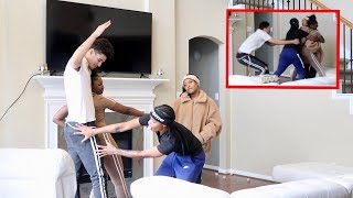 WE WANT TO BE MORE THEN FRIENDS PRANK ON CIERRA AND JORDAN!!!