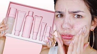 KYLIE SKIN REVIEW: I Tried All Of It...