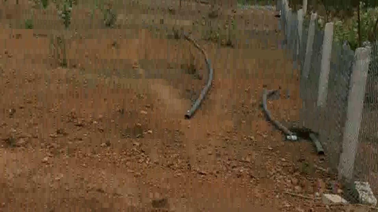 Cần bán đất san lấp mặt bằng để làm đường tại tỉnh Ninh Thuận video