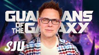 James Gunn on Returning to Guardians 3 | SJU