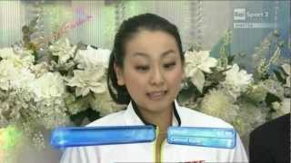 ISU NHK Trophy 2012 -8/10- LADIES SP - Mao ASADA - 23/11/2012