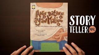 Ang Batang Ayaw Maligo