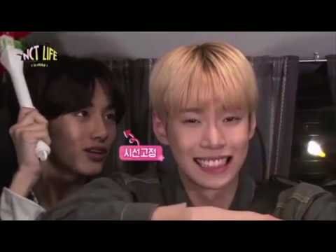 NCT WinWin Doyoung (DoWin) Moments in NCT Life in Osaka
