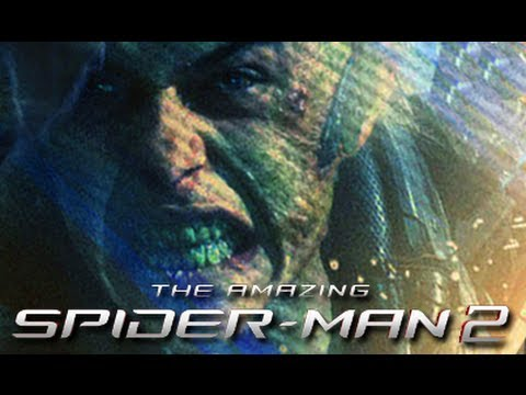Amazing spider man 2 green goblin theme