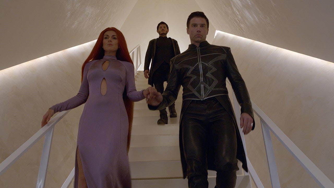 Trailer de Marvel's Inhumans