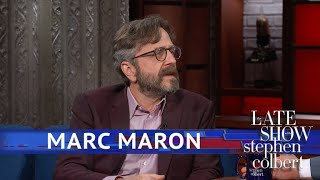 Marc Maron: We Turned Our Brains Over To Technology
