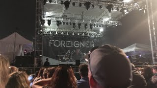 Foreigner Concert at Wisconsin State Fair Best Moments/Highlights