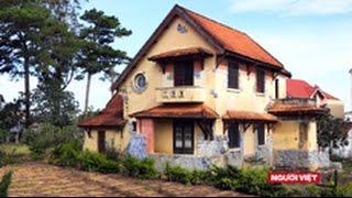 Những ngôi biệt thự Pháp đang trở thành phế tích tại Đà Lạt