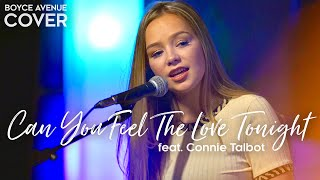 /can you feel the love tonight the lion king elton john boyce avenue ft connie talbot cover