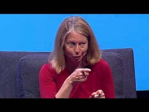 Jill Abramson: Editorial Advertising Confuses Readers - YouTube