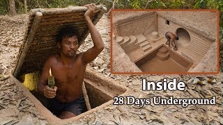 Building Underground House With Underground Swimming Pool - 2