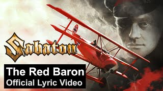 Sabaton - The Red Baron (Official Lyric Video)