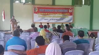 AKD Kabupaten Tulungagung Gelar Rapat Koordinasi dan Konsolidasi