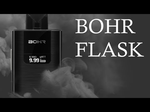 video Bohr Flask 20w Pod System