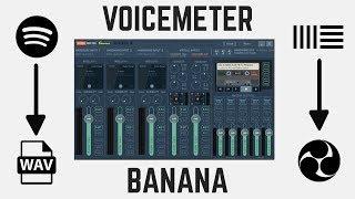 Voicemeter Banana Videos - Playxem com