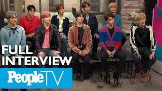 NCT 127 On Meeting North American NCTzens On Tour, Intense Choreography & More (FULL) | PeopleTV