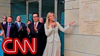 US opens new Embassy in Jerusalem