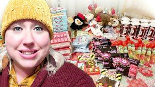 DOLLAR TREE HAUL CHRISTMAS 2019 🎄LARGE FAMILY CHRISTMAS | STOCKING STUFFERS!