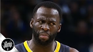 Draymond Green might have left tens of millions on the table with new contract | The Jump