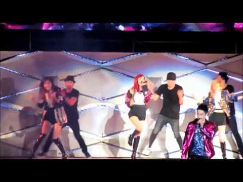 TTS & EXO - DJ Got Us Falling In Love Again [Mini Cover]