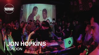 Jon Hopkins Tour Starts Today