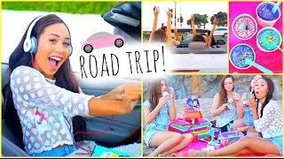 ☼ Summer Road Trip ☼ Essentials Outfits Food + Songs! | MyLifeAsEva