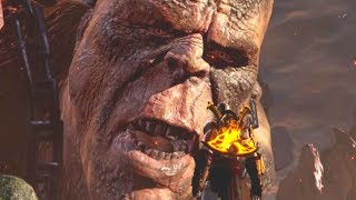 The Most Epic Boss Fights in God of War