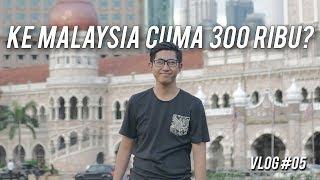 Tiket Pesawat ke Malaysia Cuma 300 Ribu?