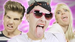 """Miley Cyrus - """"We Can't Stop"""" PARODY"""