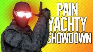 PAIN YACHTY SHOWDOWN | Rainbow Six Siege
