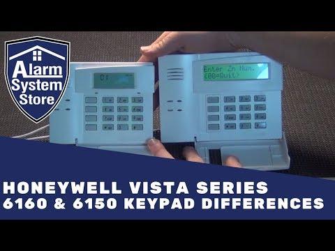Honeywell 6160 User Guide