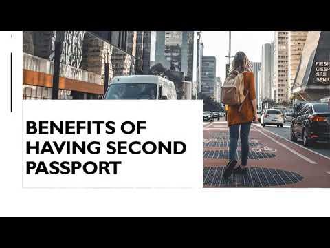BENEFITS OF HAVING SECOND PASSPORT