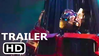 Bumblebee Optimus Prime TV Spot HD (2018) NEW Trailer Tomorrow