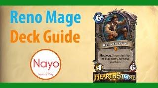 Hearthstone Reno Mage Guide -