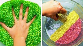 RELAXING SLIME COMPILATION || DIY Slime