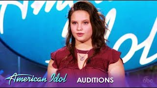Madison Vandenburg: Judges Think THIS 16-Year-Old Is The Next Kelly Clarkson!   American Idol 2019