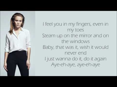 Zara Larsson ~ Only You ~ Lyrics