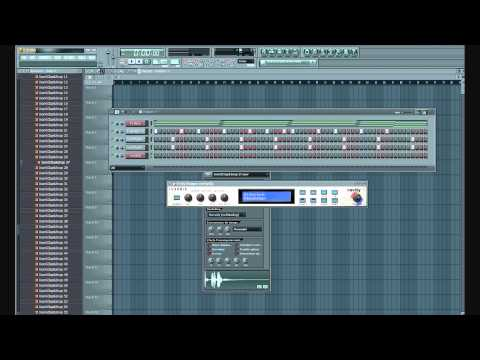 Tutorial Hip Hop Romantico 2012 FL Studio by Dj Sakra