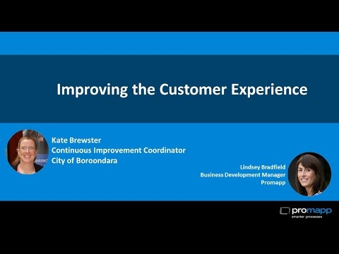 City of Boroondara: Improving the Customer Experience