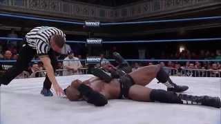 World Heavyweight Championship Match: Lashley vs. Jeff Hardy (July 17, 2014)