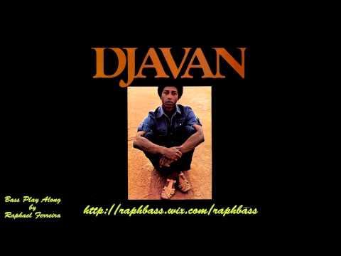Djavan - Serrado bass play along
