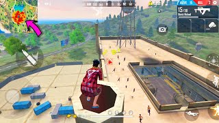 Beware Of My Scope In Factory Amazing Gameplay | Garena Free Fire | P.K. GAMERS Free Fire Fist Fight
