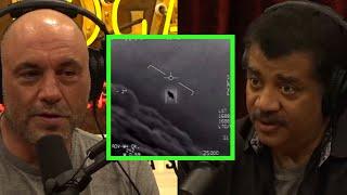 Neil deGrasse Tyson's Skepticism Over UFO's
