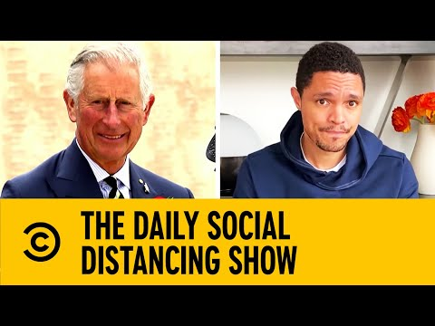 Prince Charles Tests Positive For Coronavirus | The Daily Show With Trevor Noah